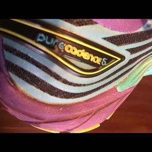 Brooks Shoes - Brooks Pure Cadence 5 Womens Running Shoes SZ 8.5